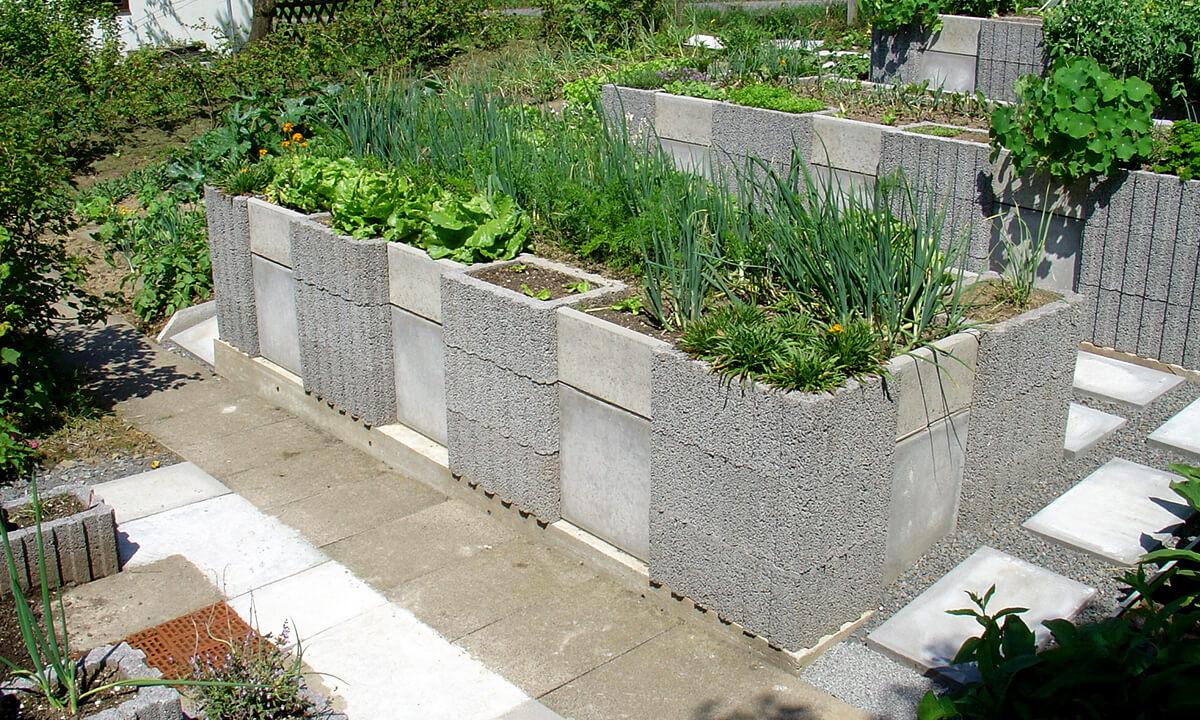 Dusche Bodeneben Bauen : Hochbeet selber bauen – kahoo.de