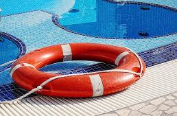 Schwimmbad bauen