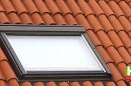 Dachfenster mit Zusatzfunktionen
